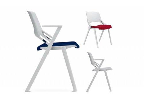 Sitland Green'S stoel met of zonder armleuning