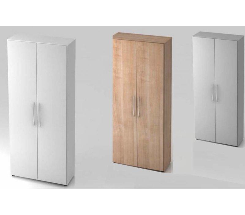 Officina BASIC kast met deuren, 188cm