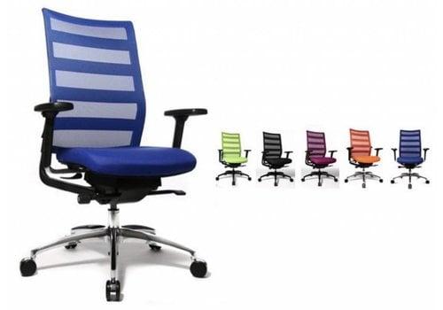 Wagner ErgoMedic 100-1 bureaustoel met armleuning