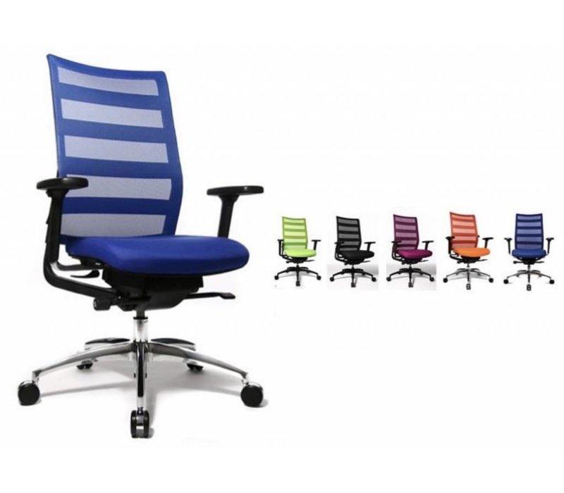 Bureaustoel Zonder Rugleuning.Ergomedic 100 1 Bureaustoel Brand New Office
