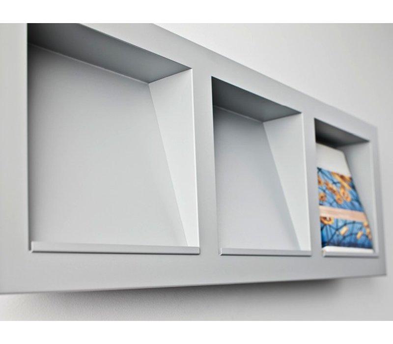 Frame wand Brochurehouder
