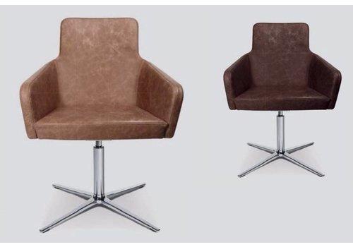 Wagner W Cube 1 lounge stoel