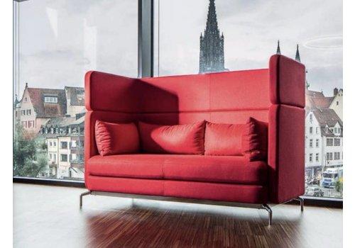 Wagner W-Lounge Sofa hoog