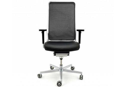 Wagner W-1 High bureaustoel met netrug