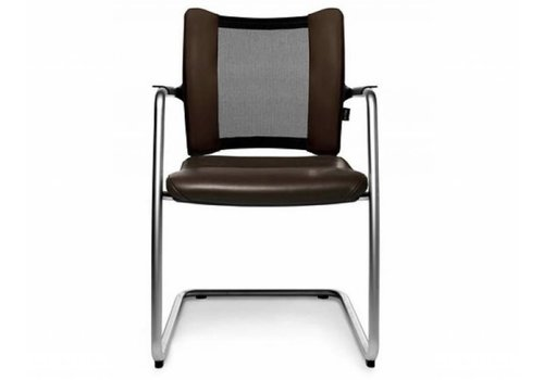 Wagner Titan Limited chaise en luge - cuir