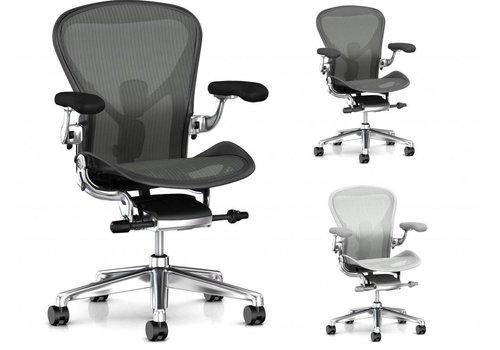 Herman Miller Aeron Deluxe chaise de bureau - remastered