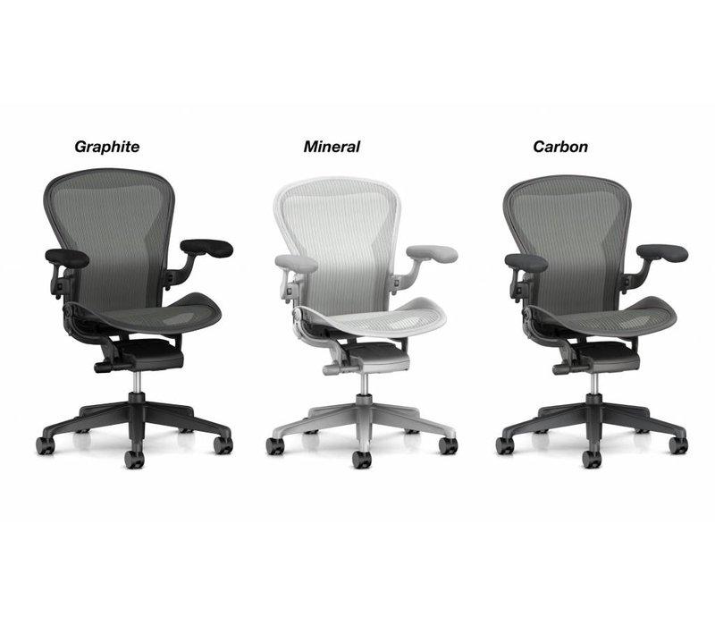 Aeron Remastered standaard bureaustoel