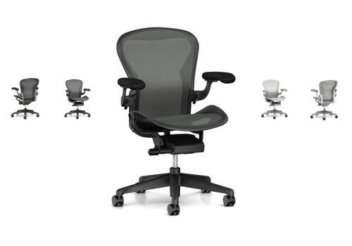 Herman Miller Aeron standaard bureaustoel