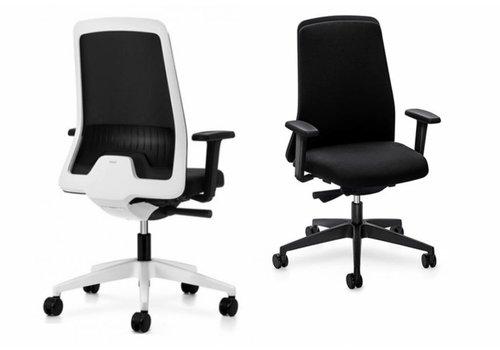 Interstuhl EVERYis1 fauteuil de bureau en tissu