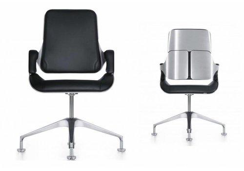 Interstuhl Silver chaise de conférence 151S