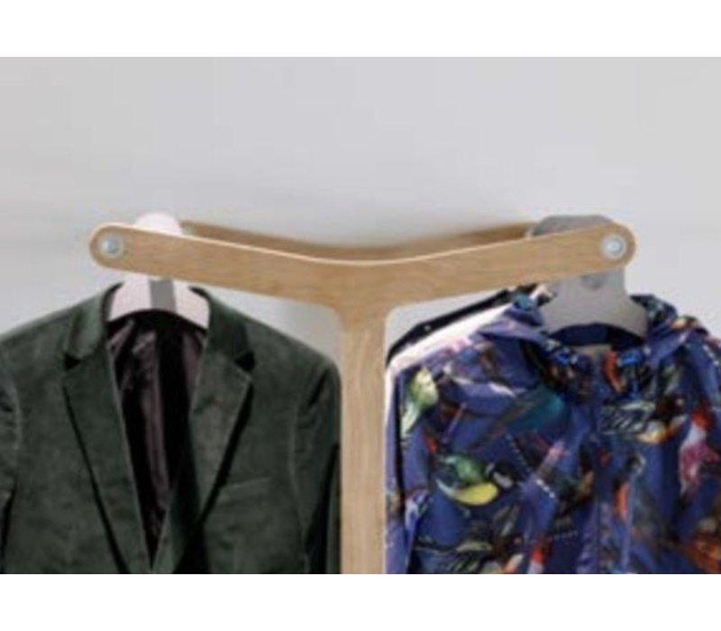 Round 20 double garderobe