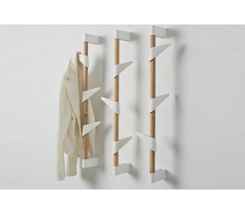 Bamboo wall 90 wandkapstok