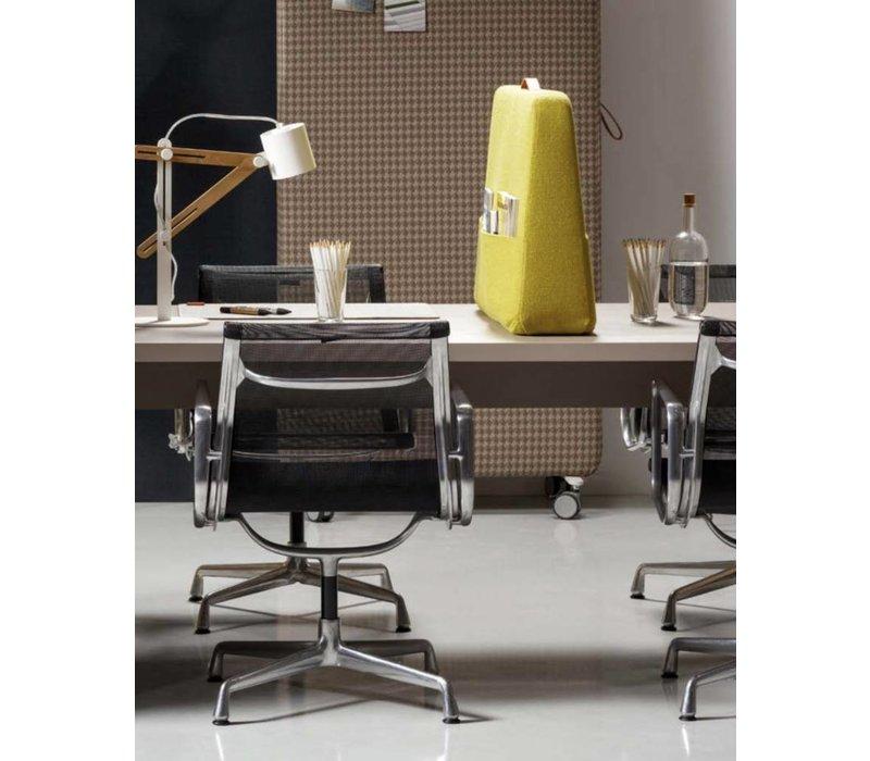 Trunk desk scheidingswand