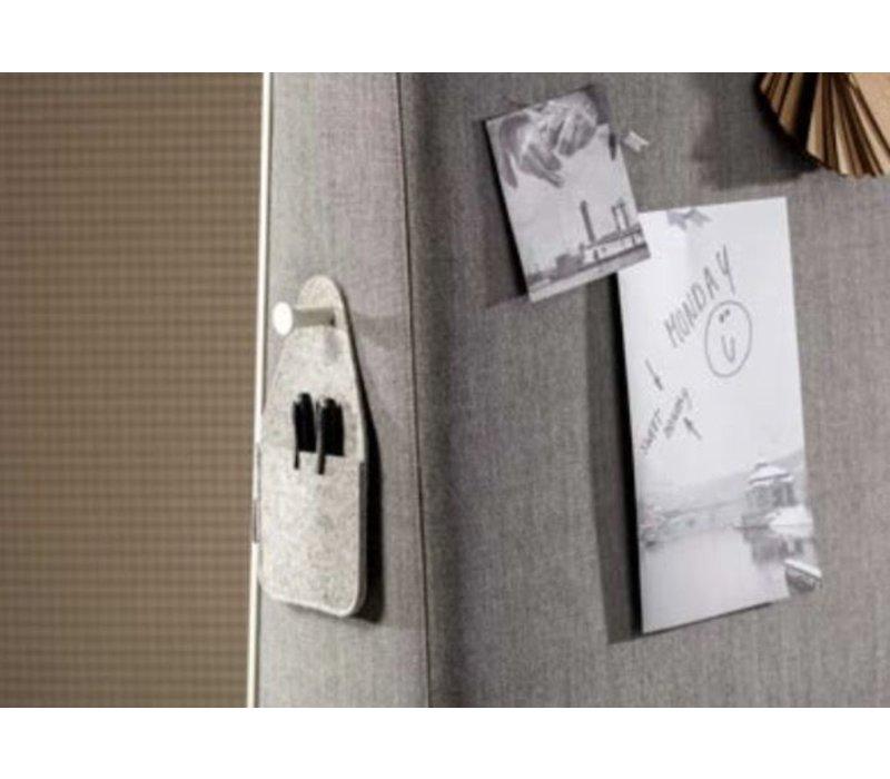 Trunk cloison mobile / tableau blanc