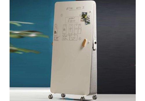 Cascando Trunk cloison mobile / tableau blanc