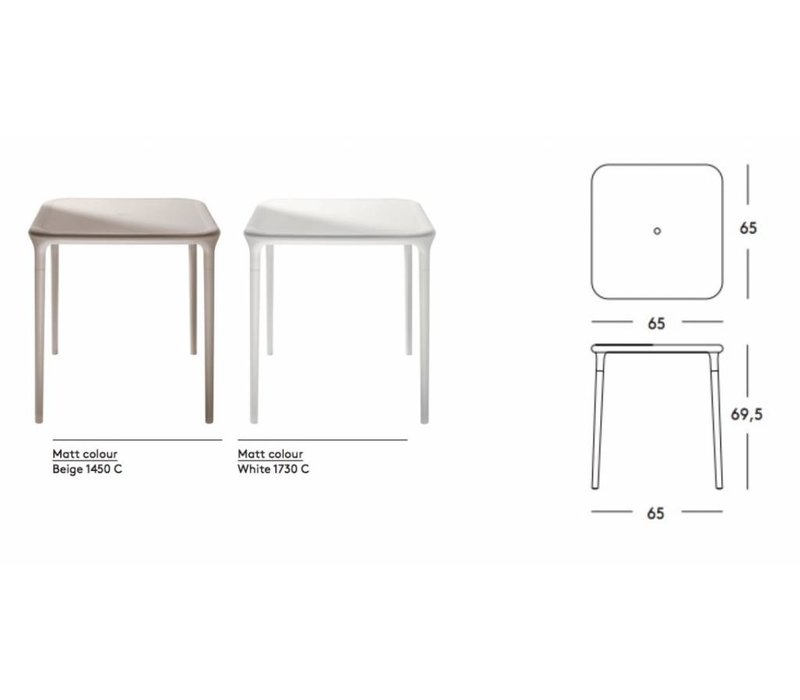 Air table - tafel