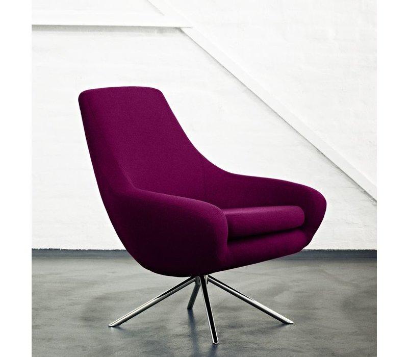 Pleasant Softline Noomi Lounge Stoel Pdpeps Interior Chair Design Pdpepsorg