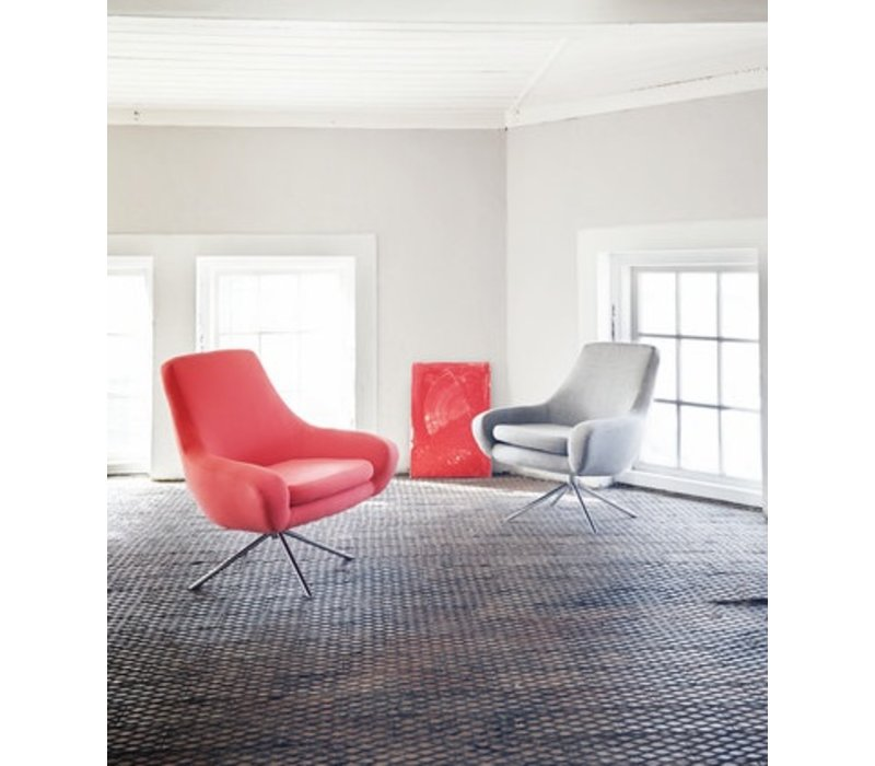 Swell Softline Noomi Lounge Stoel Pdpeps Interior Chair Design Pdpepsorg