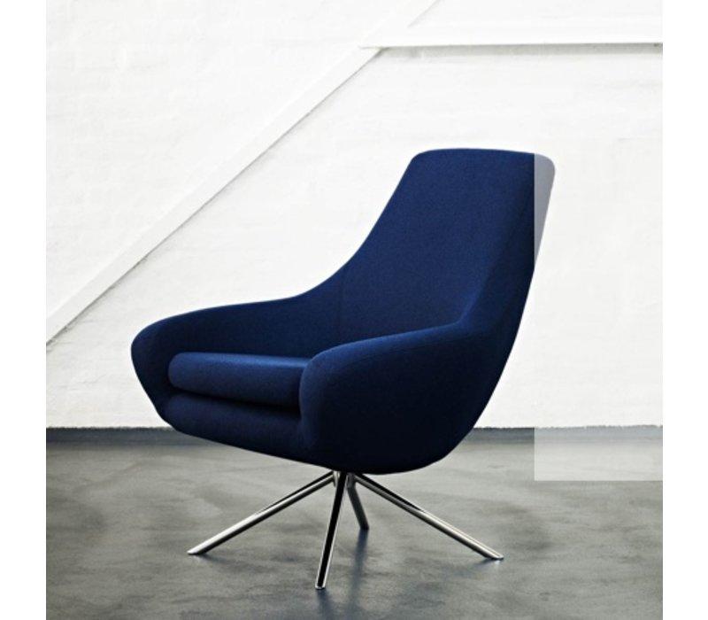 Astounding Softline Noomi Lounge Stoel Pdpeps Interior Chair Design Pdpepsorg
