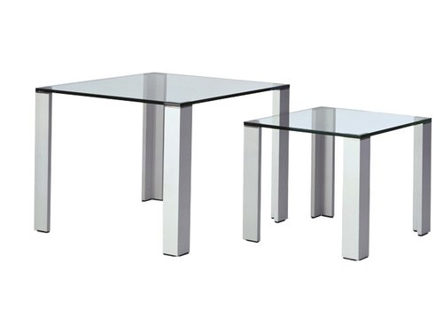 Lourens Fisher Aqua table carrée