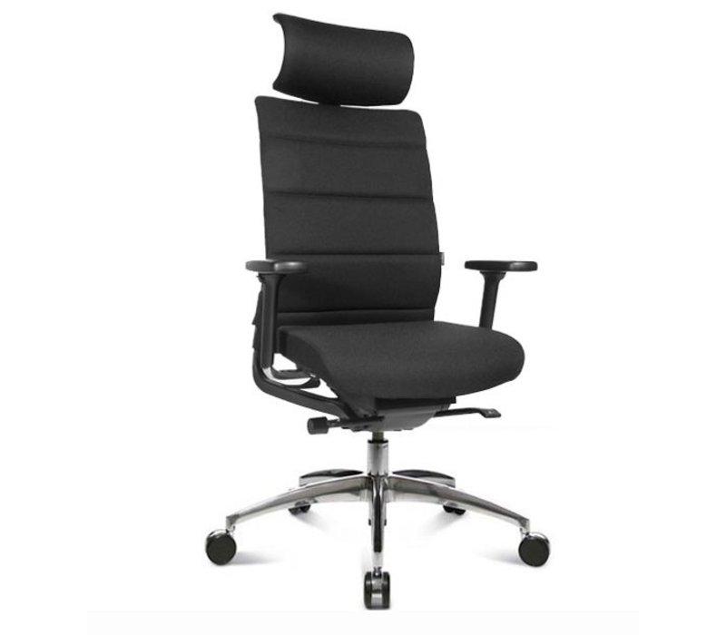 ErgoMedic 100-4 bureaustoel met hoofdsteun