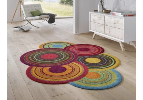 Kleentex Wash & dry Cosmic Colours tapis anti-salisures
