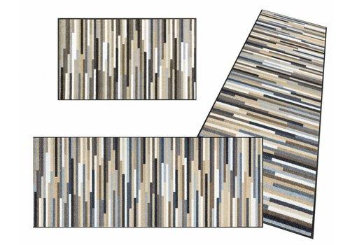 Kleentex Mikado stripes nature paillasson