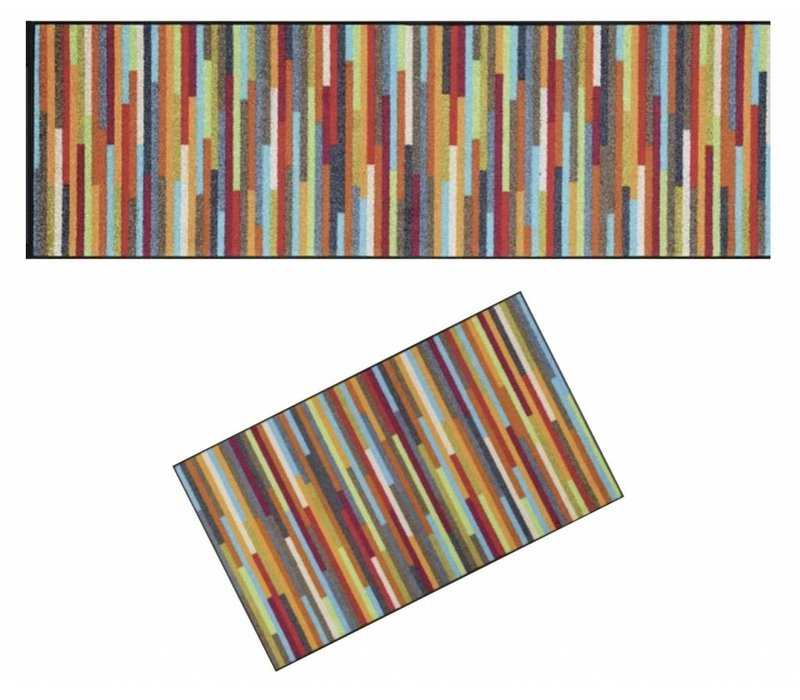 Mikado Stripes deurmat
