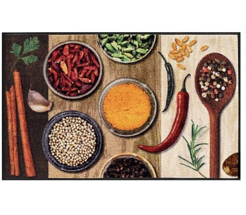 Hot Spices deurmat