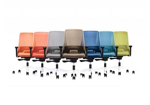 Interstuhl Every siège de bureau couleur