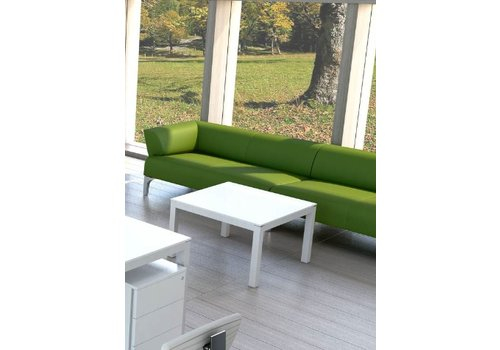 Mdd Impuls salontafel in glas of melamine