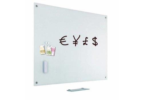 Smith Visual Tableaux blancs en verre