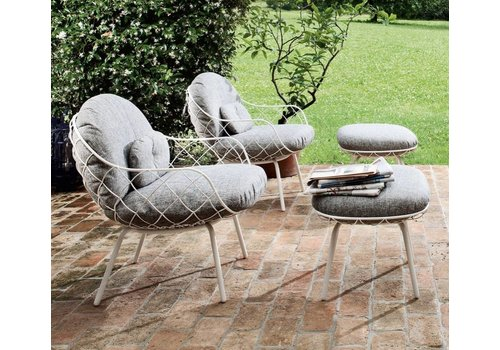 Magis Pina low chair - Outdoor