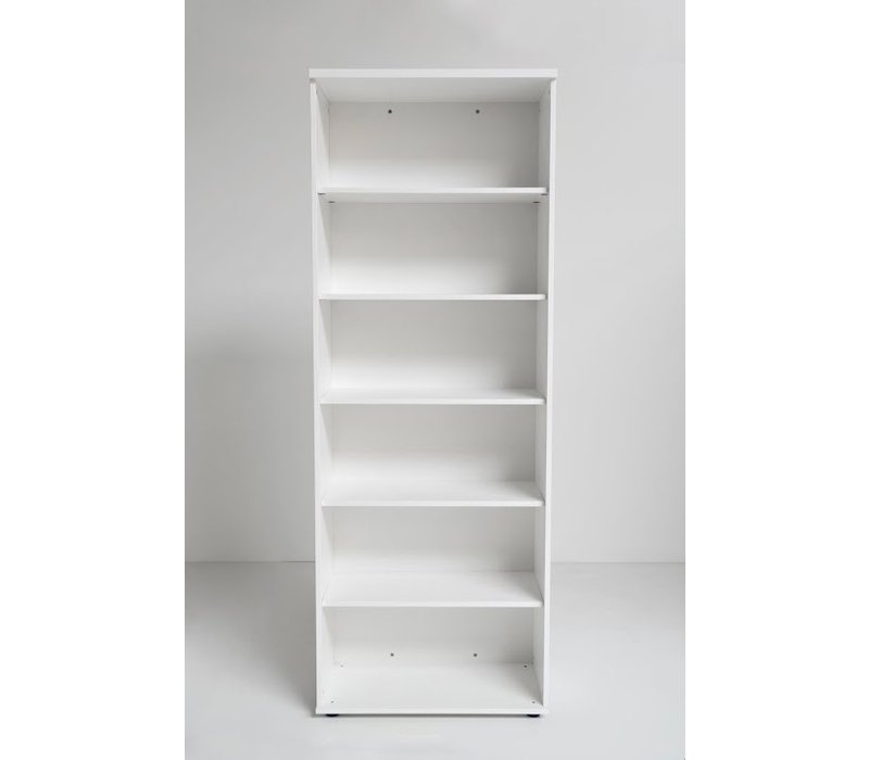 Mdd Mdd Basic Open Kast Hoog 218cm Archiefkast Bibliotheek