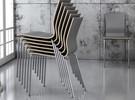 Dane stoel in hout