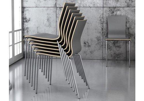 Ondarreta Dane stoel in hout