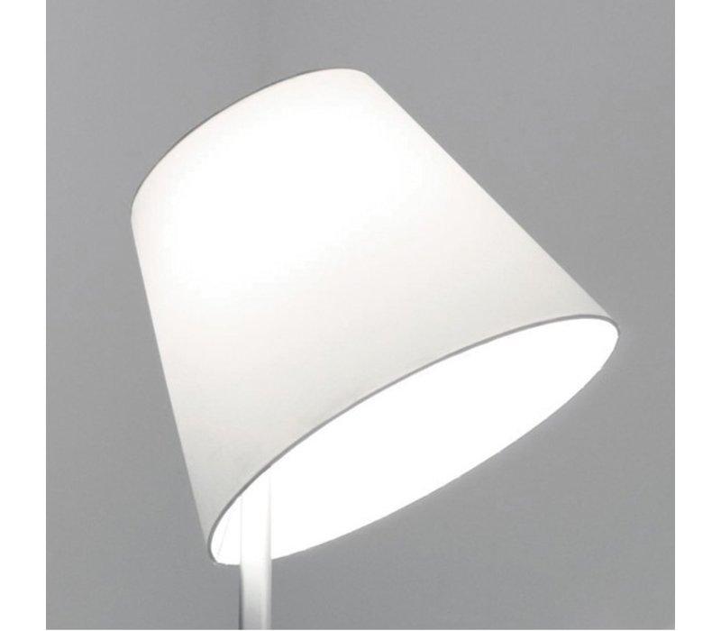 Melampo Mega vloerlamp - staande lamp - terra