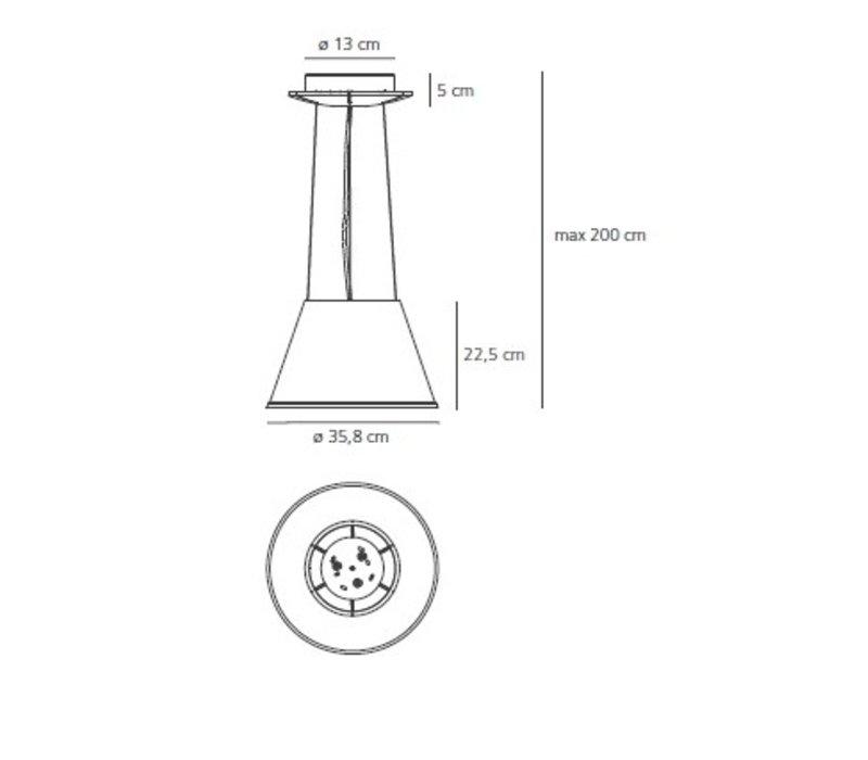 Choose Sospensione- hanglamp