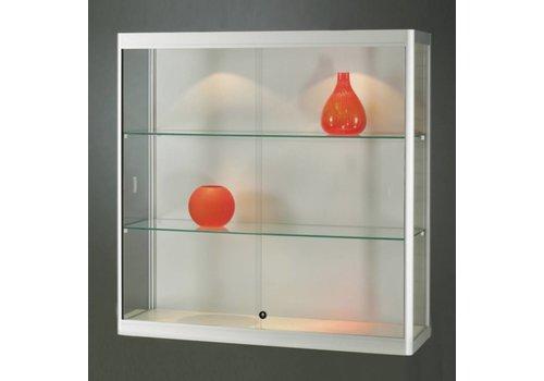 BNO Basic wandvitrine glas