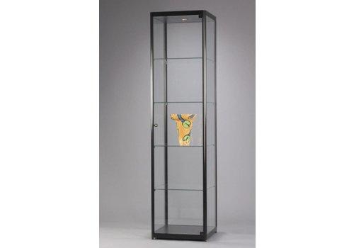 BNO Basic vitrine en verre 200h x 50l cm