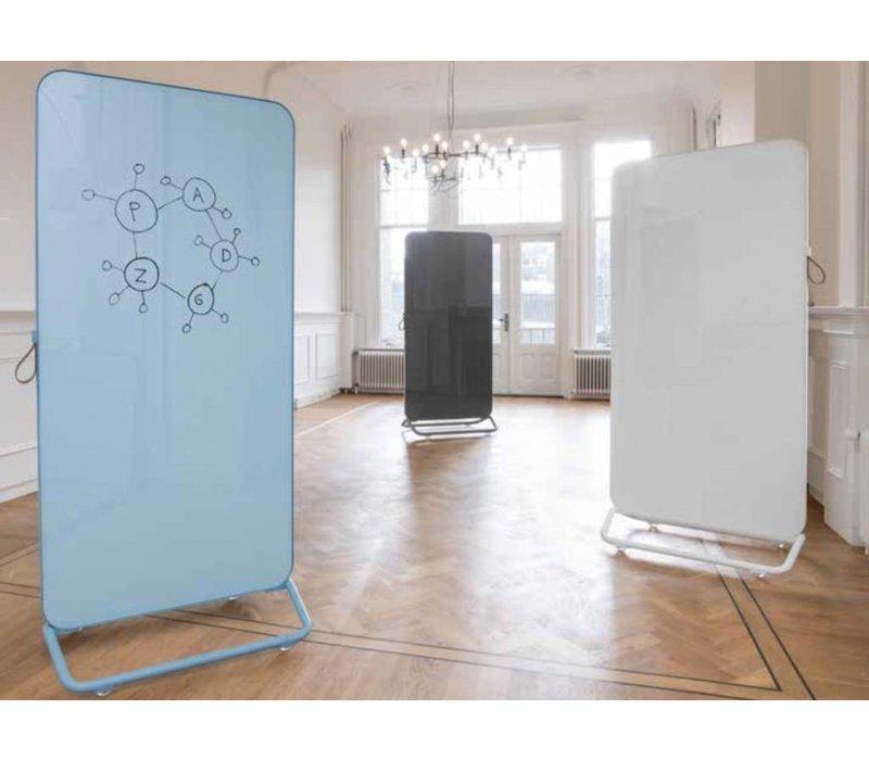 Chameleon Mobile whiteboard glas