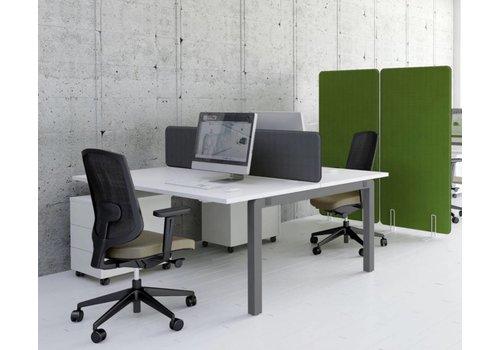 Mdd Yan C bureau îlots ergonomique