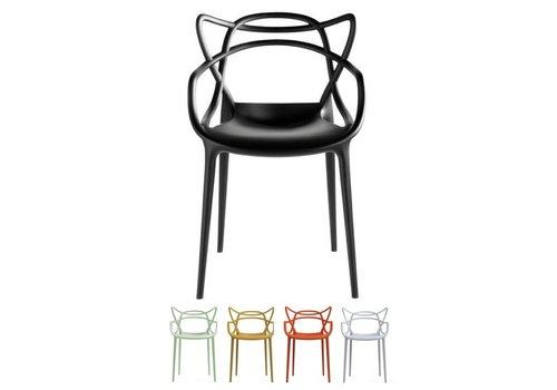Kartell-designstoelen Masters chair