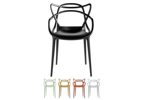 Kartell Masters chair chaise