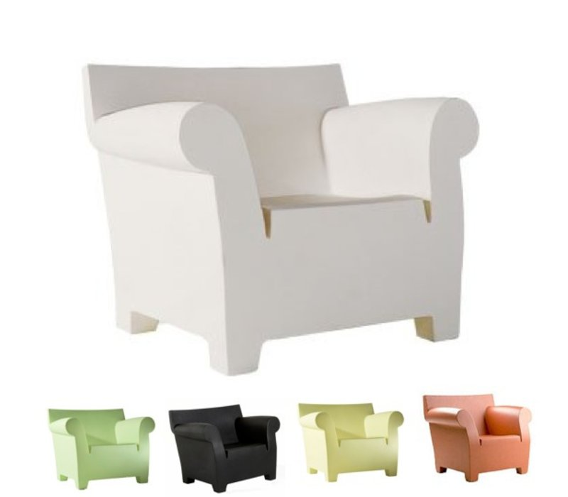 Bubble Club Fauteuil Kartell.Kartell Bubble Club Fauteuil