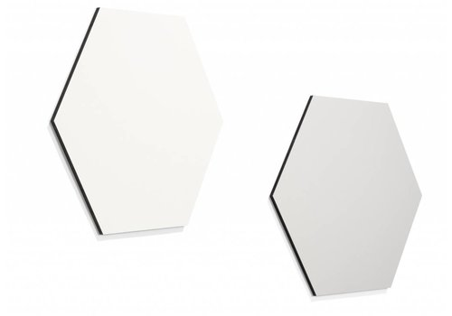 Smit Visual Chameleon tableau blanc hexagonale
