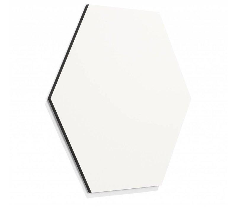 Chameleon whiteboard zeshoekige vorm