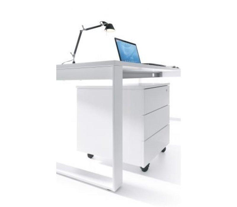 Ogi-Q bureau met lowboard