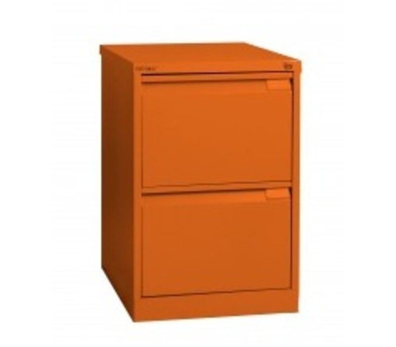 Armoire à rangement suspendu - 2 tiroirs -Color