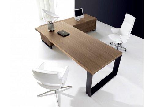 IVM New Loop bureau de gestion avec armoire basse